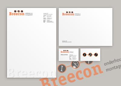 Breecon montagebedrijf