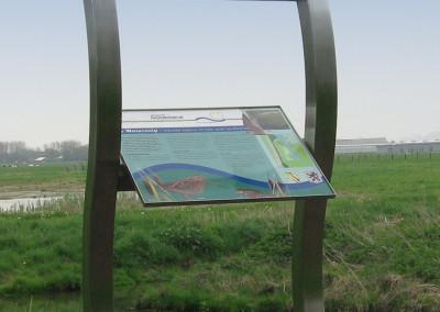 Informatieborden gemeente Noordwijk