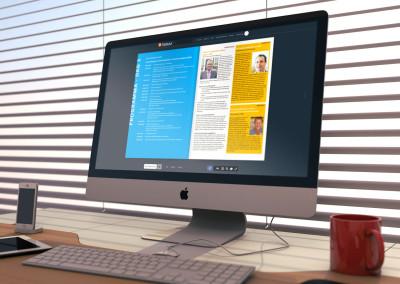 Online publicatie via ISSUE
