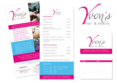 Yvon's Hair en Beauty